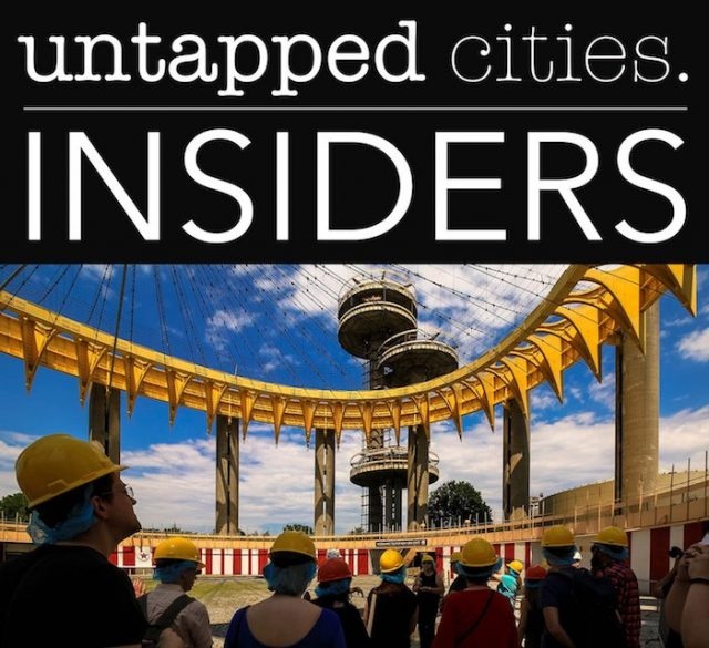 Untapped Cities launches members-only Insiders program for NYC adventurers