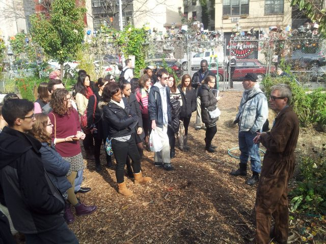 Lower East Side Radical History Tour