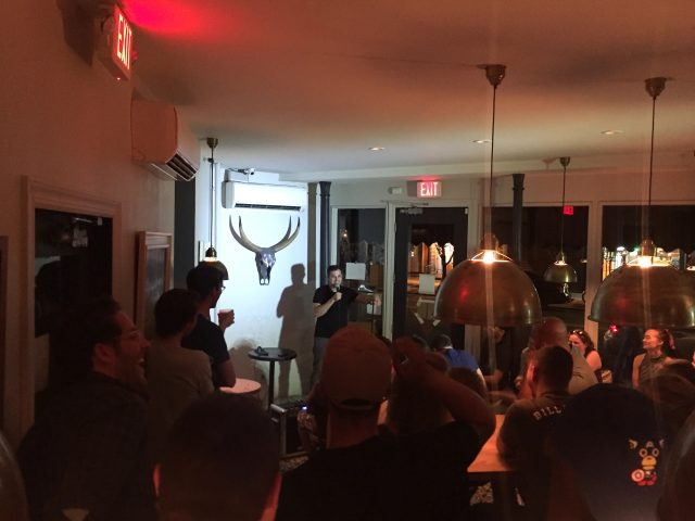 Comedy @ The Corner in Fort Greene