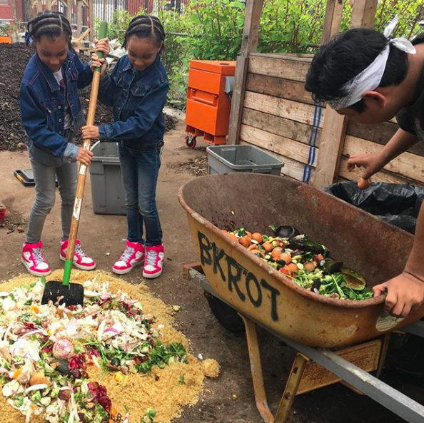 Composting in Brooklyn: A guide to not being wasteful & incompetent
