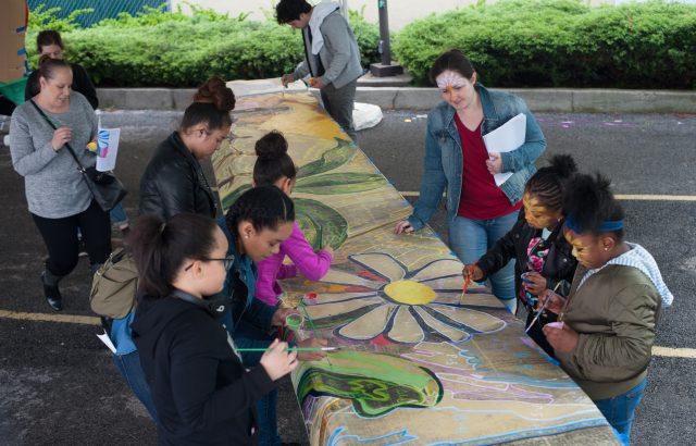 Paint Fest: Make a Mural for Sunset Park