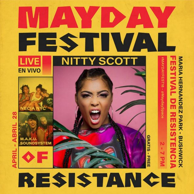 Mayday Festival of Resistance