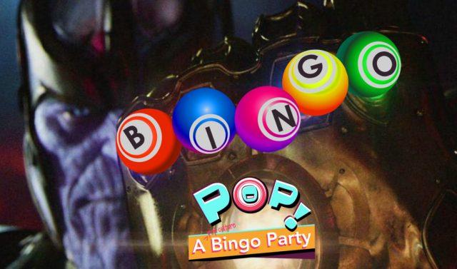 Pop! A Bingo Party: Marvel Edition
