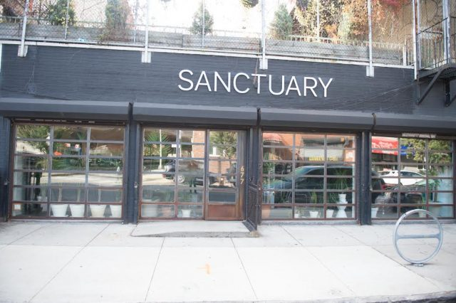 Job Alert: Sanctuary Salon needs a stylist