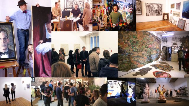 The 20 best cheap things to do this weekend, open studios edition