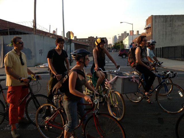 Coney Island Cyclone Bike Ride