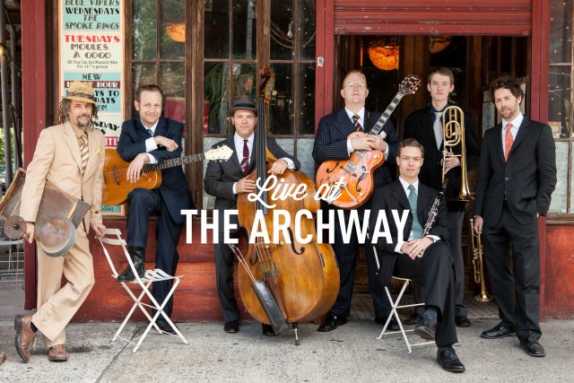 Live at the Archway: The Blue Vipers