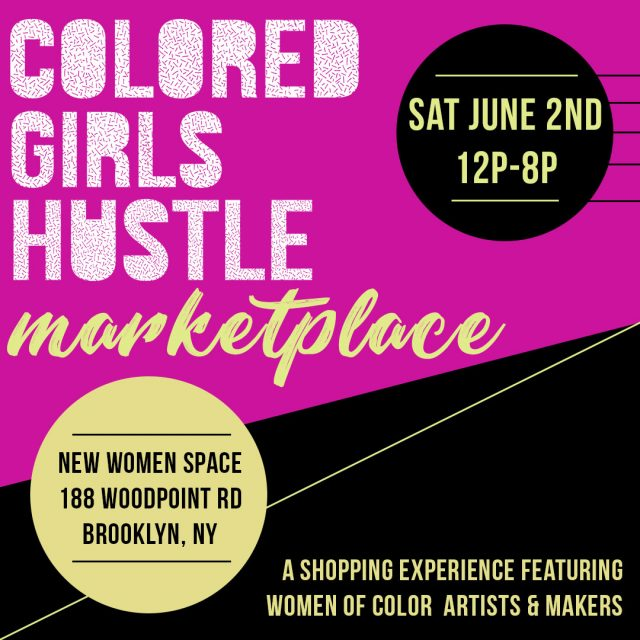Colored Girls Hustle Marketplace