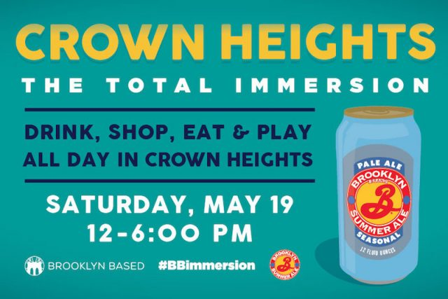 Saturday: All of the beer in Crown Heights