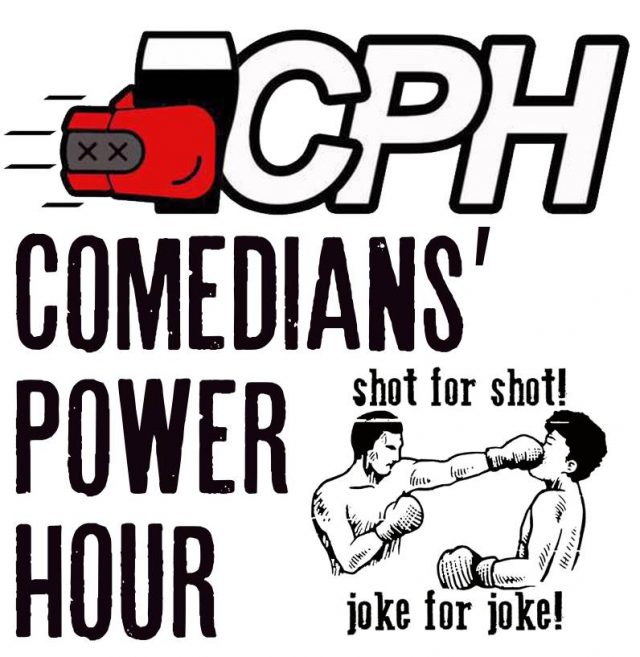 Comedians' Power Hour