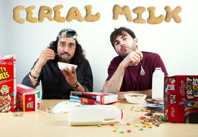 Cereal Milk – Free Comedy Show