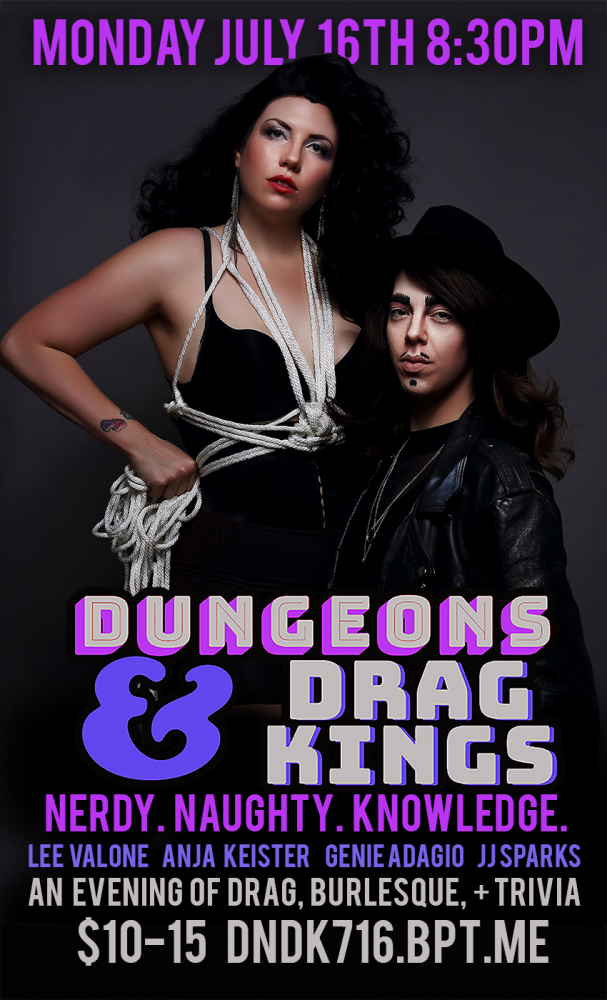 Dungeons & Drag Kings