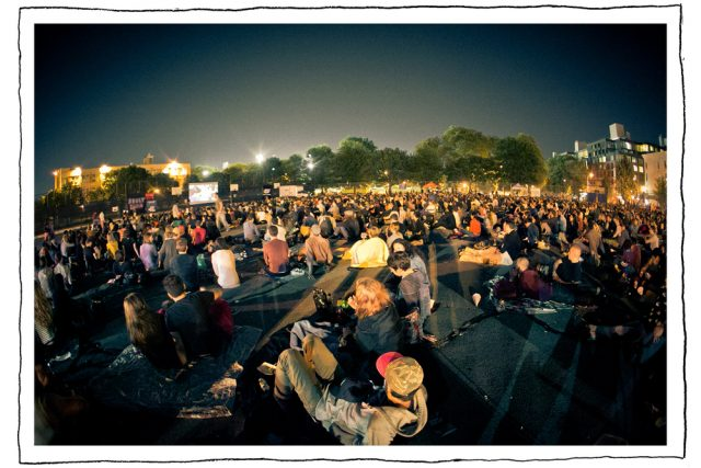Free outdoor movie alert: Northside SummerScreen Schedule Revealed