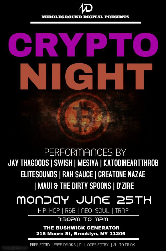 Crypto Night