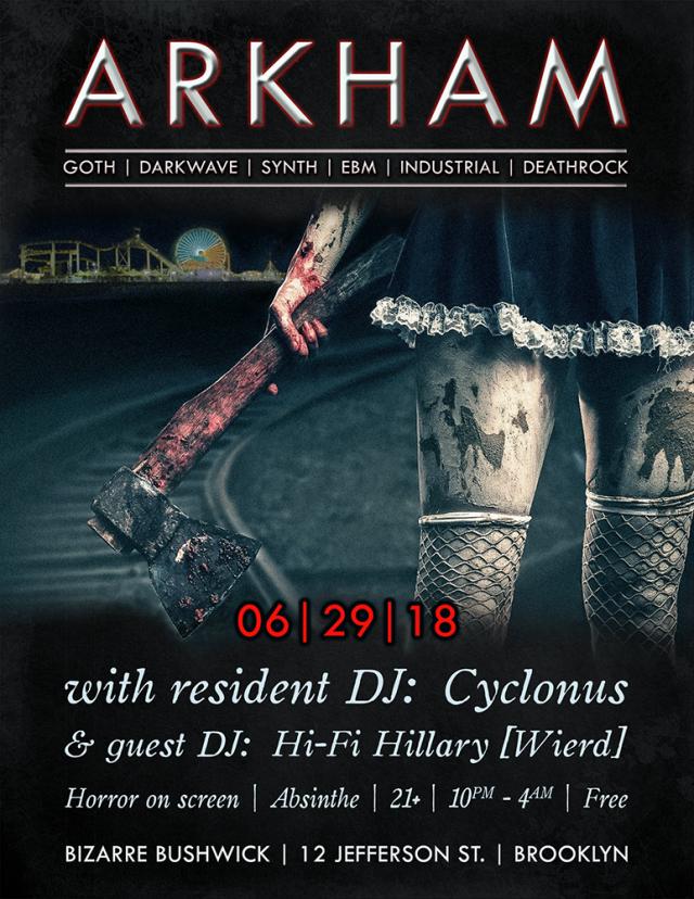 Arkham: Summer Horror Edition