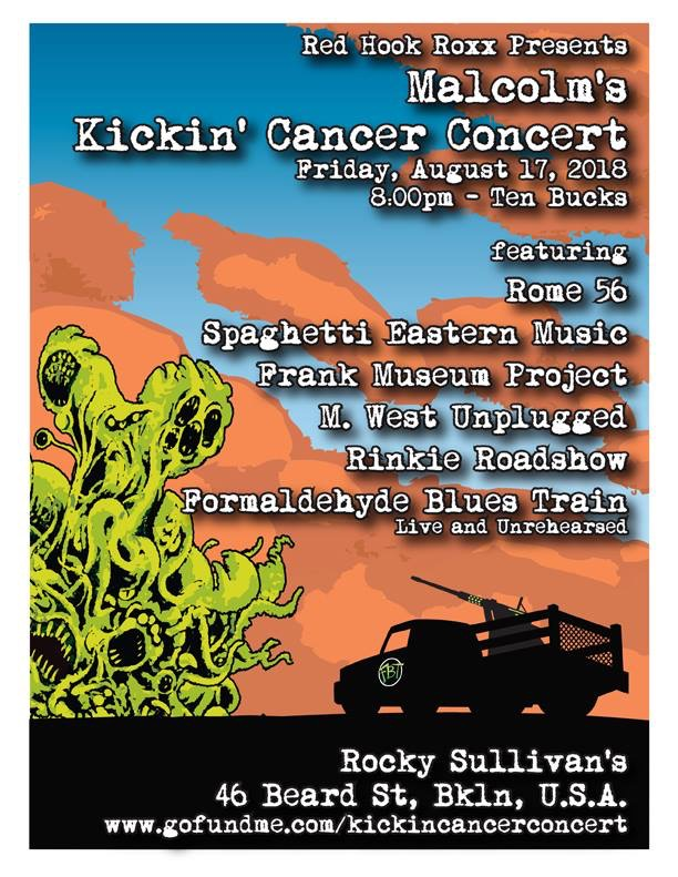 Brooklyn Beat Re United Kickin Cancer Concert Brokelyn