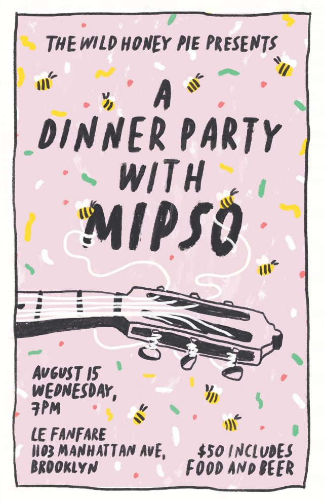 The Wild Honey Pie Presents: A Dinner Party with Mipso