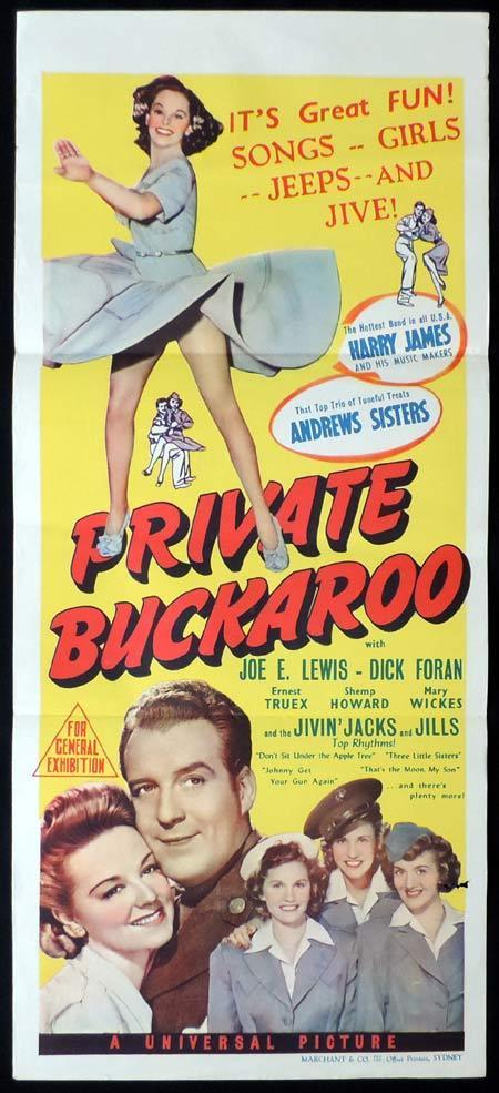 Skyline Drive-In: Private Buckaroo
