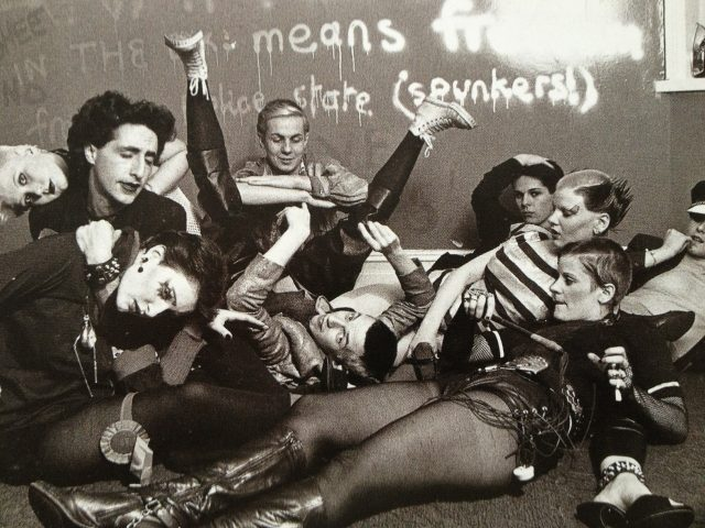 Post Punk Society Summer Dark Dance Party