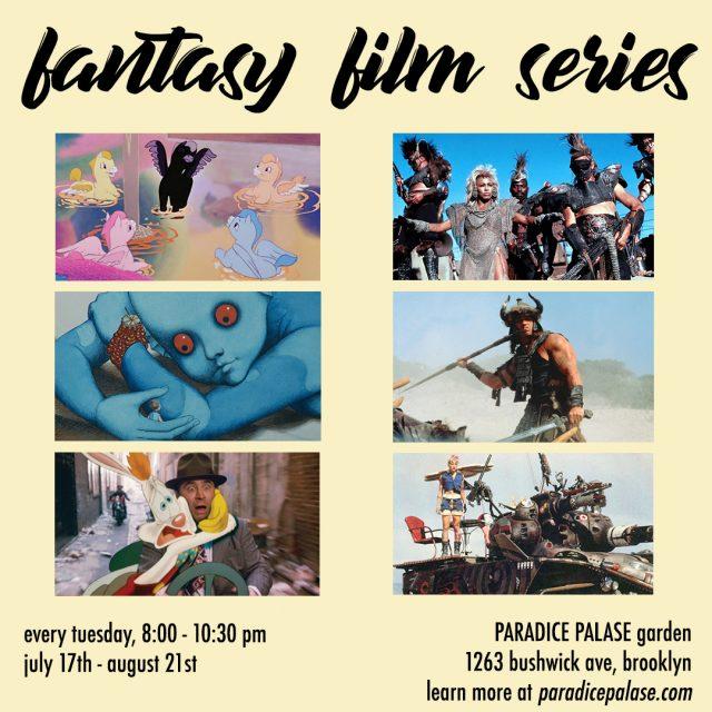 Fantasy Film Series