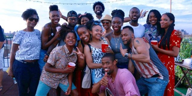 Black Film Space 3rd Annual Summer Mixer