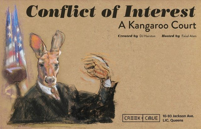 Conflict of Interest: A Kangaroo Court