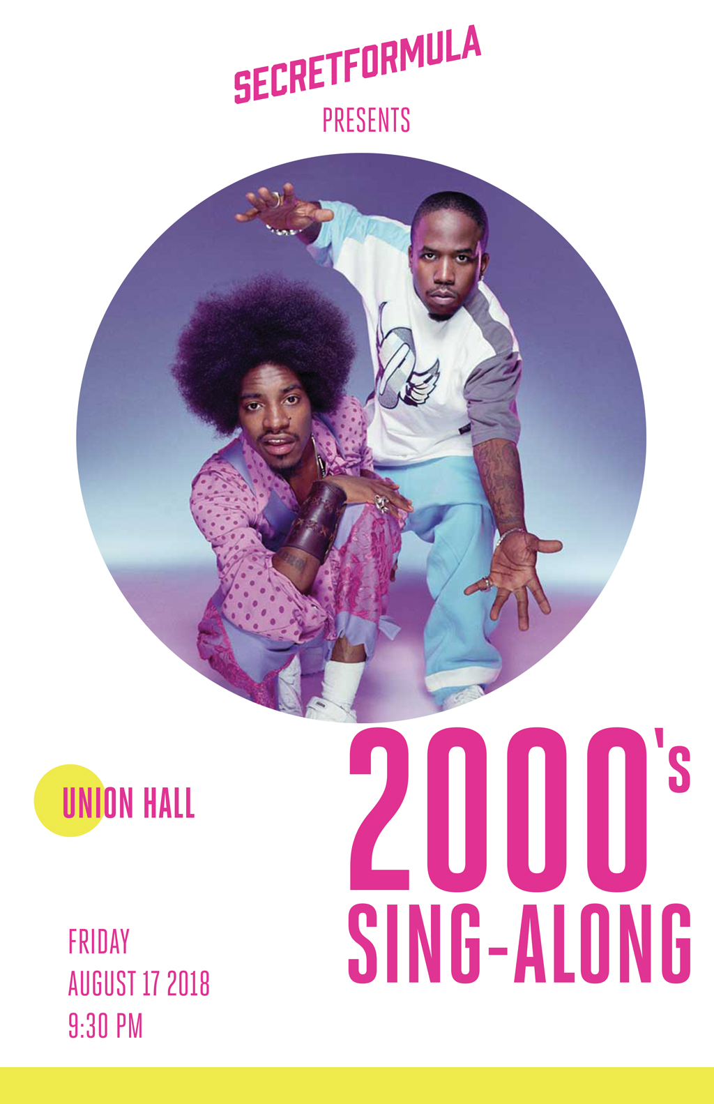 The 2000's Sing-Along - Brokelyn