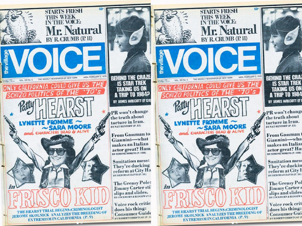 The Village Voice ceasing its print edition
