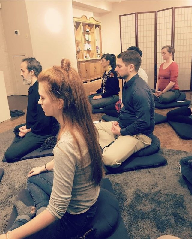 Meet up & Meditate!