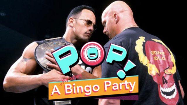 Pop! A Bingo Party: WWE Edition