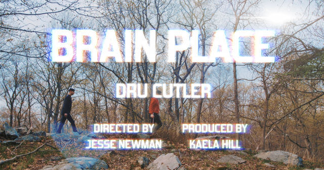 Dru Cutler Brain Place Music Video Release Show at Rockwood Music Hall 9/13
