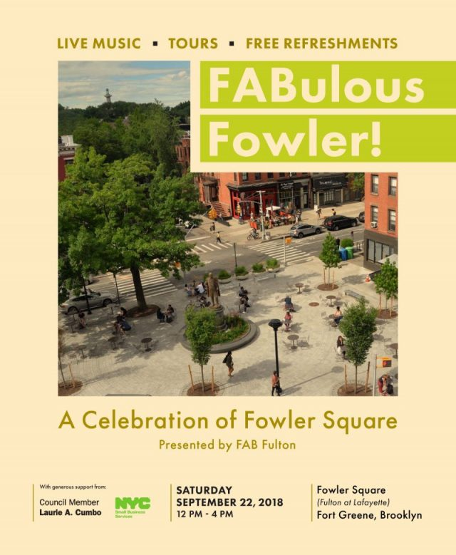FABulous Fowler! A Celebration of Fowler Square