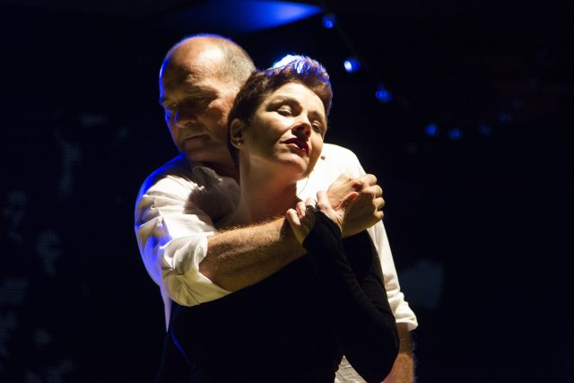 """On Stage At Kingsborough Presents: RIOULT Dance NY and TONY Nominated Singer Christine Andreas in """"STREET SINGER— Celebrating the Life of Edith Piaf"""""""
