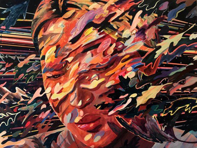 Okayasu Shuto Join Art Contest in Greenpoint