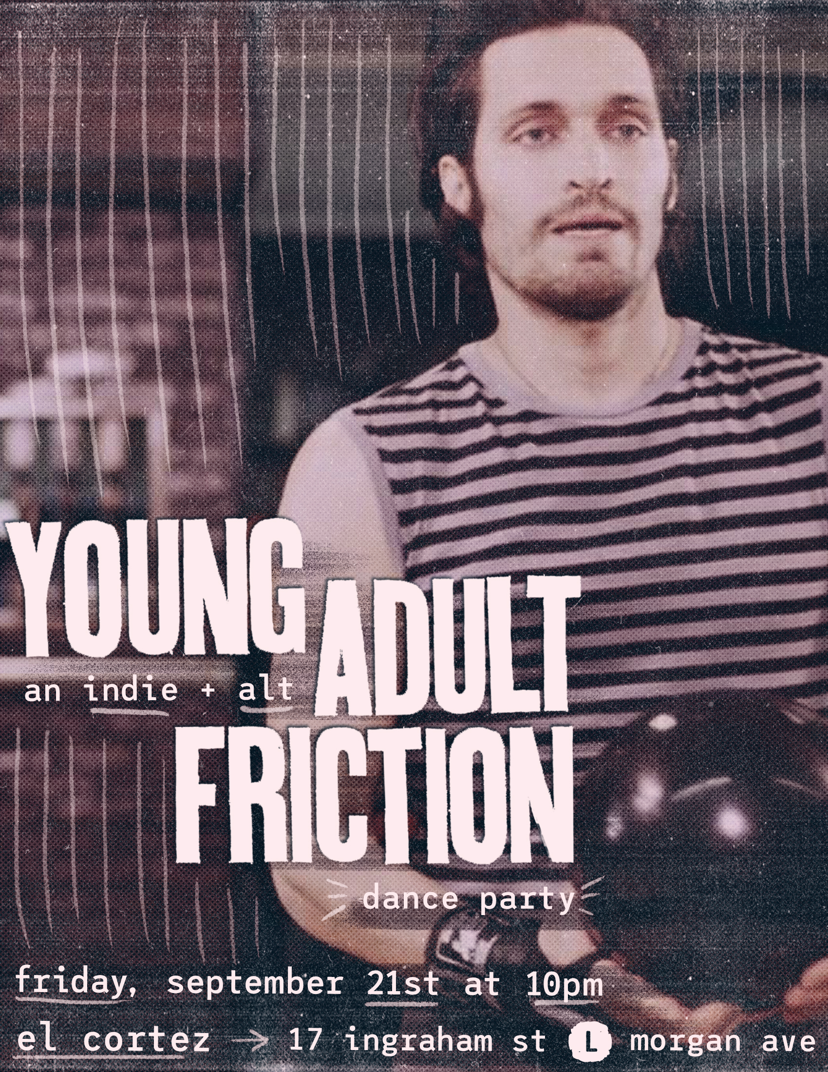 friction dance parties