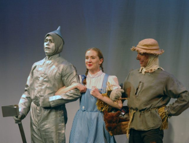 """On Stage At Kingsborough Presents Vital Theatre Company's """"The Wizard of Oz"""""""