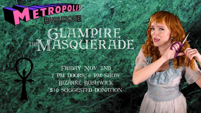 Glampire: The Masquerade