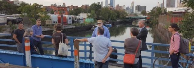Free Gowanus Canal tour (10/10)
