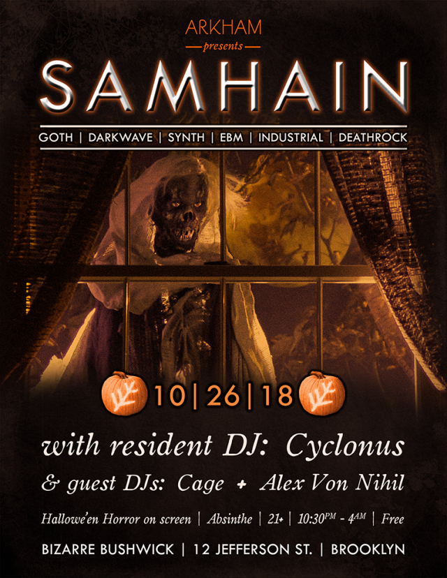Arkham: Samhain