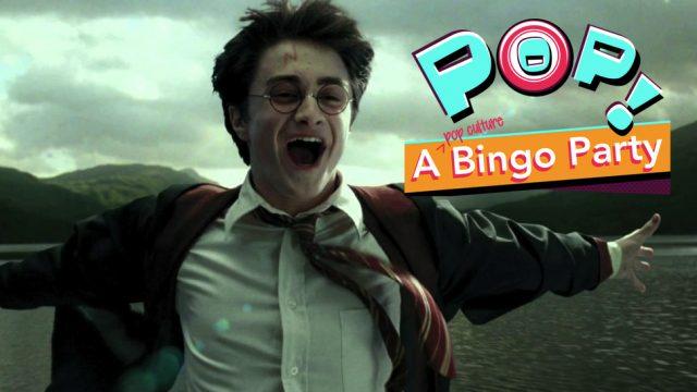 Pop! A Bingo Party: Harry Potter Edition