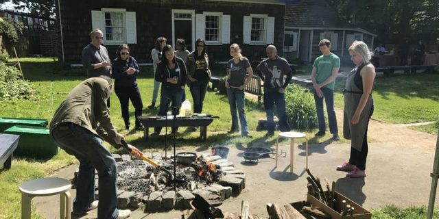 Fireside Feast at the Wyckoff House Museum