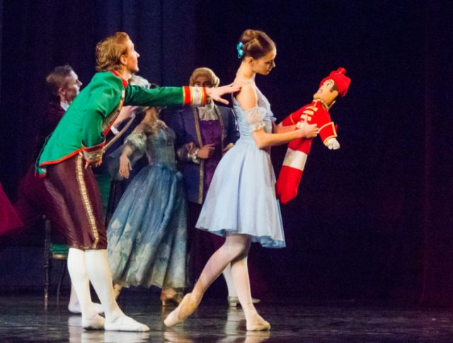 """On Stage At Kingsborough Presents Ukraine's National Ballet Theater of Odessa's """"The Nutcracker"""" to Brooklyn in First Ever US Tour"""