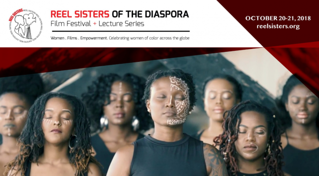 Check out the 21st annualReel Sisters of the Diaspora Film Festival on Oct. 20-21 in Downtown Brooklyn