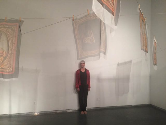 Jonah Bokaer and Rachel Libeskind,Double HelixVIP Preview