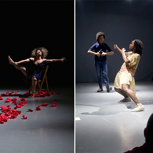 Suku Dance Lab // Nia & Ness Performances - Brokelyn