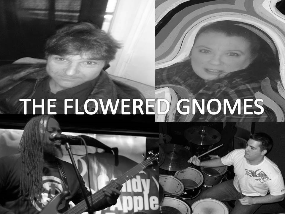 The Flowered Gnomes – Live Rock Music - Brokelyn