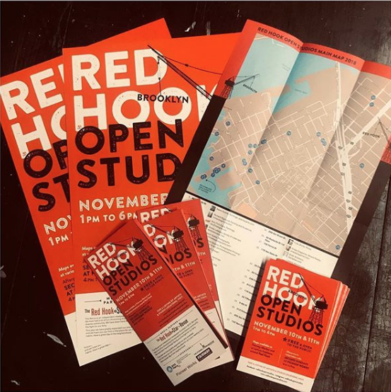 This weekend: discover Red Hook Open Studios (11/10-11/11)