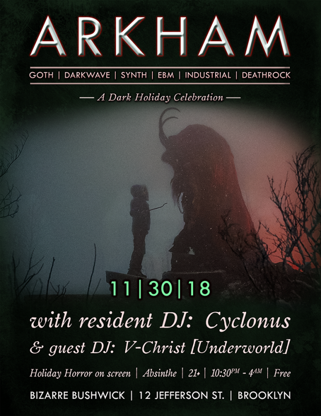 Arkham: A Dark Holiday Celebration
