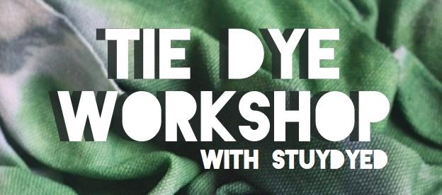Tie Dye Workshop (with Craft Beer!)