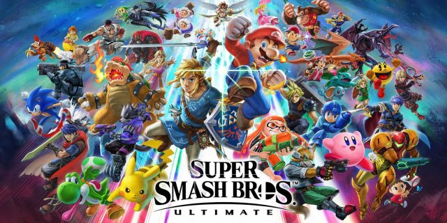 Happy Hour Super Smash Bros Ultimate with Drinking Rules!